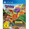 Activision Spyro + Crash Remastered Bundle (PS4)