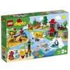 Lego Duplo Tiere der Welt / Stadt (10907)