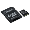Kingston Canvas Select Micro-SDXC, 80 MB/s, 64GB UHS Class 1