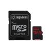 Kingston Canvas React Micro-SD, 100 MB/s, 512GB UHS Class 3