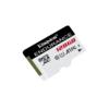 Kingston High Endurance Micro-SD, 95 MB/s, 128GB UHS Class 1