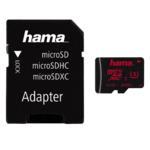 Hama Micro Micro-SDHC, 80 MB/s, 64GB UHS Class 3