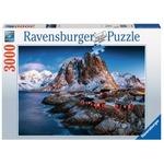 Ravensburger Hamnoy, Lofoten (3000 Teile)