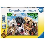 Ravensburger Delighted Dogs (300 Teile, XXL)