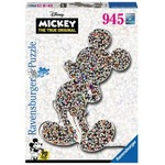 Ravensburger Shaped Mickey (945 Teile)
