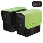 bTwin Doppel-Gepäcktasche 500 - 2x20 Liter