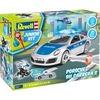 Revell Junior Kit - Porsche 911 Polizei