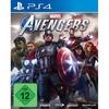 SquareEnix Marvels Avengers (PS4)