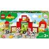 Lego Duplo Scheune Traktor und Tierpflege / Town (10952)