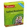 Intact FLORIMEL Salbeibonbons m.Vitamin C zuckerfrei 40 Gramm