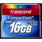 transcend extreme-speed 16gb compact flash (cf) speicherkarte 400x