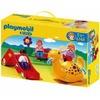 Playmobil Kinderspielplatz / 1.2.3 (6748)