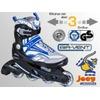 Hudora Joey Soft IV TÜV/GS NEU versch. Varianten, blau, 28-30 (Angebot von Altus-Toys)