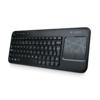Logitech Wireless Touch Keyboard K400 DE