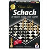 Schmidt-Spiele Classic Line - Schach mit extra großen Figuren (49082)