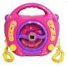 Idena 6805340 CD Player pink