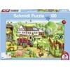 Schmidt-Spiele Fröhlicher Bauernhof (100 Teile)