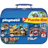Playmobil Puzzlekoffer (2x60, 2x100 Teile)