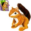 Hasbro FurReal Friends - Neugeborenes Streifenhörnchen
