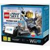 Nintendo Wii U Premium Pack schwarz inkl. LEGO City
