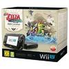 Nintendo Wii U Premium Pack + Legend of Zelda Wind Waker HD
