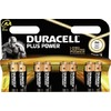 Duracell Plus Power-AA(MN1500/LR6) K8