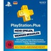 Sony PSN PlayStation Plus Card 365 Tage (PS4)