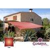 Corasol Sonnensegel Premium 500x500 cm