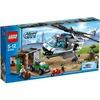 Lego Verfolgung mit dem Polizei Hubschrauber / City (60046)