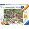 Ravensburger tiptoi Puzzlen Entdecken Erleben - Im Einsatz (100 Teile)