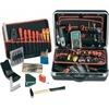 Toolcraft Werkzeugkoffer Mechatronik 85tlg.