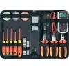 Toolcraft VDE Elektro Werkzeugkoffer 50tlg.