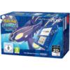 Nintendo 2DS Transparent Blau inkl. Pokemon Alpha Saphir