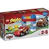 Lego Duplo Das Rennen / Cars (10600)