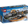 Lego Allradfahrzeug mit Powerboot / City (60085)