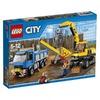 Lego Bagger und Transportwagen / City (60075)