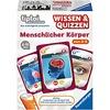 Ravensburger tiptoi Wissen & Quizzen - Menschlicher Körper
