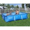 Bestway Deluxe Splash Frame Pool 300x201x66 cm (56043)