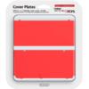 Nintendo New 3DS Zierblende 018 Rot