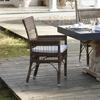 Loberon Stuhl mit Armlehne Taunton