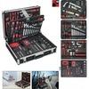 Vigor Werkzeug-Koffer universal (V2542)