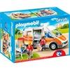 Playmobil Krankenwagen mit Licht und Sound (6685)